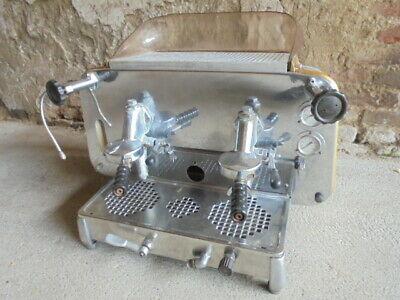 Machine à café espresso Faema E61 à 2 groupes, 1963, cuivre, chaudière à café