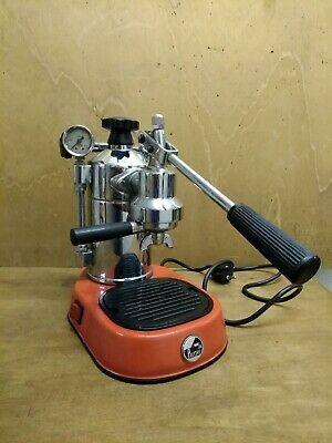 Machine à café professionnelle La Pavoni Machine à café expresso et cappuccino vintage