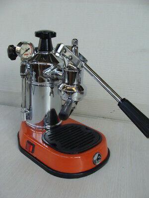 La Pavoni Machine à café professionnelle vintage vieux café expresso Italie