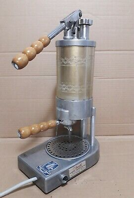 Machine Gaggia Gilda caffe no les paons faema cimbali bar à expresso rancilo années 1950