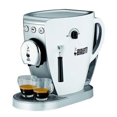 Machine à café à 20 bars trivalent Bialetti Tazzissima blanc CF37