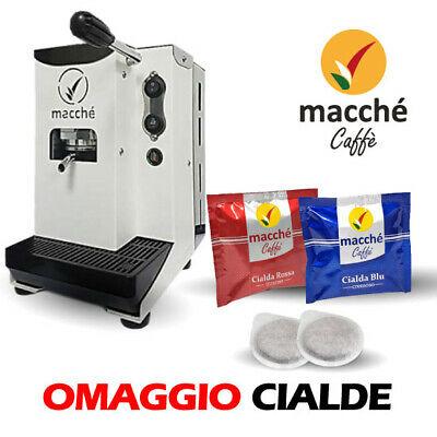 Machine à café à filtre en papier Aroma, 44 mm Macche, en différentes couleurs + gousses gratuites