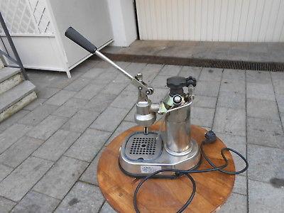 Ancienne machine à café La Pavoni Europiccola