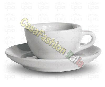 Ischia Tasse À Café 12 Pièces Soucoupe Ipa Horeca Porcelaine Horeca B & B
