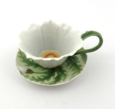 Franz FZ 00793 Tasse à thé avec soucoupe Daisy