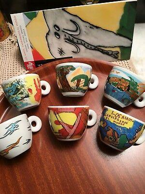 Collection Illy 1998 Los ninos, cambieremos el mundo de tasses à café vari6