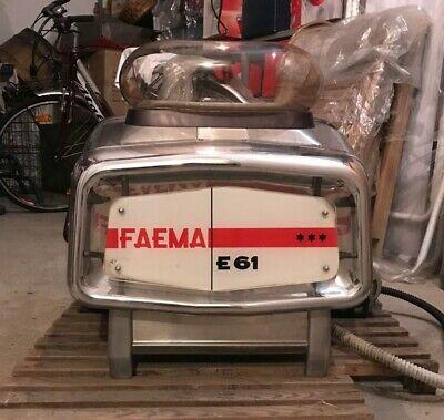 Machine à café professionnelle FAEMA E61 d'origine - 1 groupe