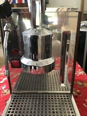 Olympia Cremina Espresso Macine Suisse