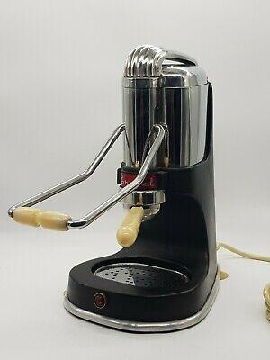 Caravel arrarex Milan antik handhebelmaschine fabriqué en italie gebraucht schwarz