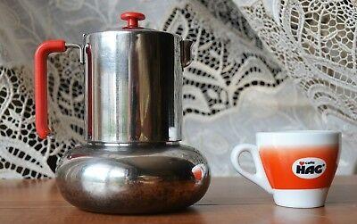 Machine à café Lavazza Princess Vintage Inox Prod. Balzano