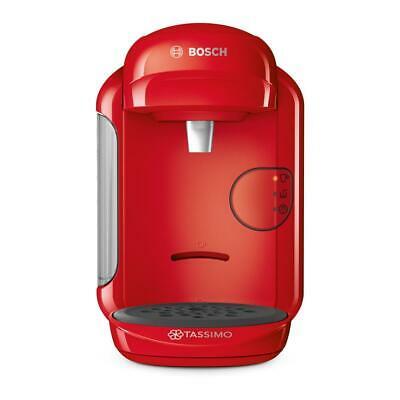 Machine à café Tassimo Machine à café T-Disc Machine à cafetière Vivy T14 Rouge