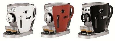 Capsule pour machine à café Bialetti Cf37 Trivalent blanc rouge noir