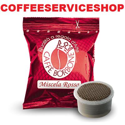 100 capsules Borbone compatible point café express lavazza rouge