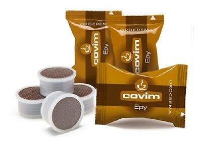 300 capsules de café COVIM OROCREMA compat. Gaufrettes Lavazza Espresso Point