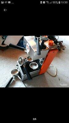Machine à café vintage Mill Mill Quick Bar barre faite en Italie vieux café