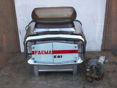 machine à café machine à café FAEMA e 61 1 gr. 1968 à réviser