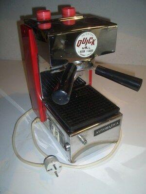 Machine à café automatique Omre Quick Mill - Travail - Vintage - Café