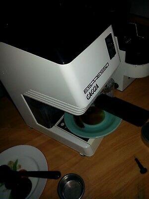MACHINE À CAFÉ ESPRESSO Baby GAGGIA - BLANC aussi disponible en VERSION NOIRE