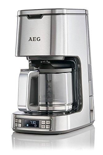 Electrolux EKF7800 Machine à café américaine programmable, 1100 W, Acier inoxydable, Argent (Certificat reconditionné)