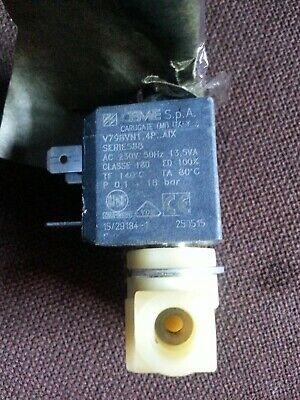 Machine à café Electrolux Lavazza Une pièce de rechange Ceme à valve électromagnétique Modo Mio