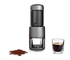 Machine à café moulue