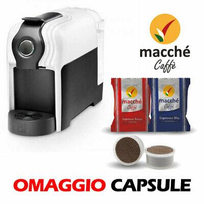 Lavazza Espresso Point Sgl Machine à Café Fantaisie + Capsules Macche Comme Ep Mini