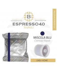 ILLY Compatible IperEspresso Caffè Barbaro (BLUE BLEND)