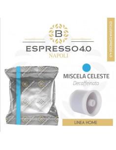 80 Capsules compatibles ILLY IperEspresso Caffè Barbaro (MÉLANGE DÉCAFÉINÉ)