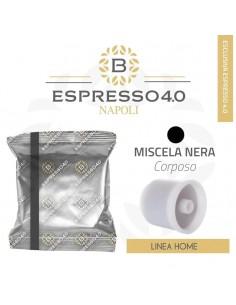 ILLY IperEspresso Caffè Barbaro (BLEND BLACK)