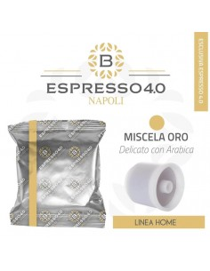 ILLY Compatible IperEspresso Caffè Barbaro (GOLD MIX)