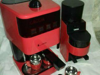 BABY GAGGIA révisé MACHINE ESPRESSO + MOULIN À CAFÉ GAGGIA - 125,00 EUR