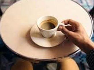 Boire du café, c'est bon
