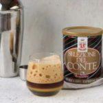 Café secoué à la liqueur de zabaione