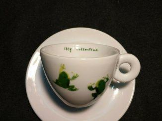 ILLY ART COLLECTION Tasse à café par P.S.1 chez MoMA - Tasse à café Espresso B - EUR 13.00