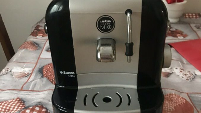 <pre><pre>MACHINE À CAFÉ LAVAZZA A Modo Mio Saeco Extra - 14,00 EUR