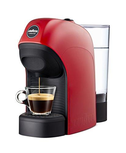 Petite machine à café Lavazza a Modo Mio, 1450 W, 0,75 litre, rouge