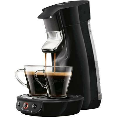 Machine à café avec dosettes SENSEO TM Viva Caf HD6563 / 60 Noir réglable en