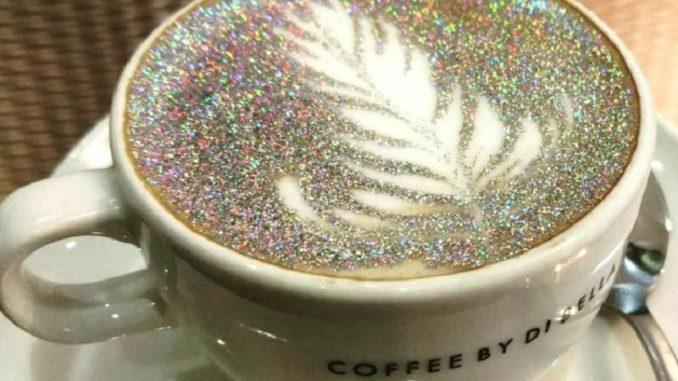 <pre><pre>Paillettes comestibles: nouvelle vie pour le café et le cappuccino