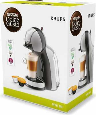 Machine à café automatique Krps Nescafé & Dolce Gusto Mini Me Kp123B