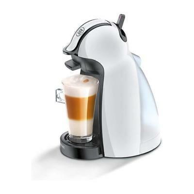 De Longhi Edg100.W Edg100W Machine à capsules de café sucré blanc