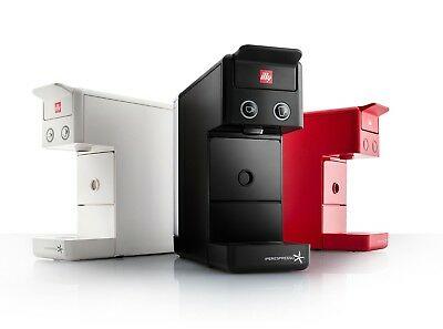 Machine à café Illy Iperespresso Y3.2 BLANC / ROUGE / NOIR, IDÉE CADEAU !!