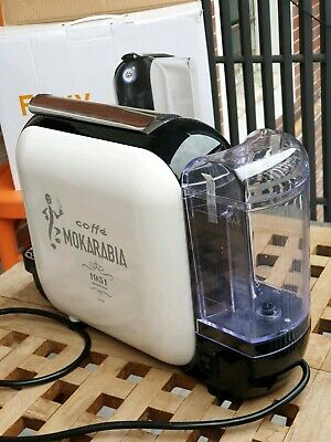 Machine à café Système RISERVA MOKARABIA - SGL FLEXY + 200 capsules