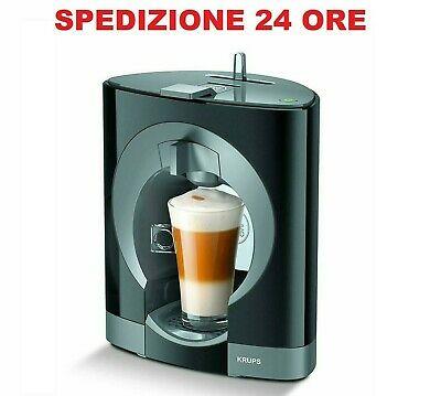 Machine à Café Espresso Capsules Nescafé Dolce Gusto Krups Oblo Kp 1108 + 96Caps