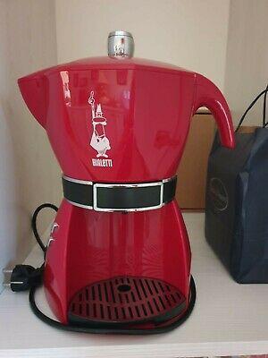 Machine à café capsule rouge Bialetti mokona cf44