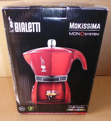 Monosystème de Mokissima Cf44 de machine à café de Bialetti pour des capsules de Bialetti