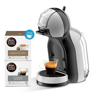 Krups nescafè Machines à café Dolce Gusto Mini Me KP123 + 32 capsules