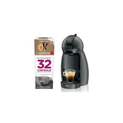 Krups KP100BKP Machine à café Piccolo Dolce Gusto + 32 capsules