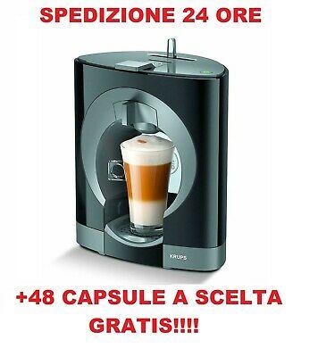 Machine à Café Espresso Capsules Nescafé Dolce Gusto Krups Oblo Kp 1108 + 48Caps