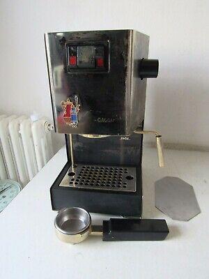 Machine à café Type Gaggia Café Gaggia / Un objet de collection vintage