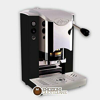 Machine à café ESE44mm pour dosettes - FABER SLOT INOX - Neuf - Couleur noire